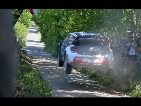 72 Rally Poland 2015 HD WRC Pure Sound