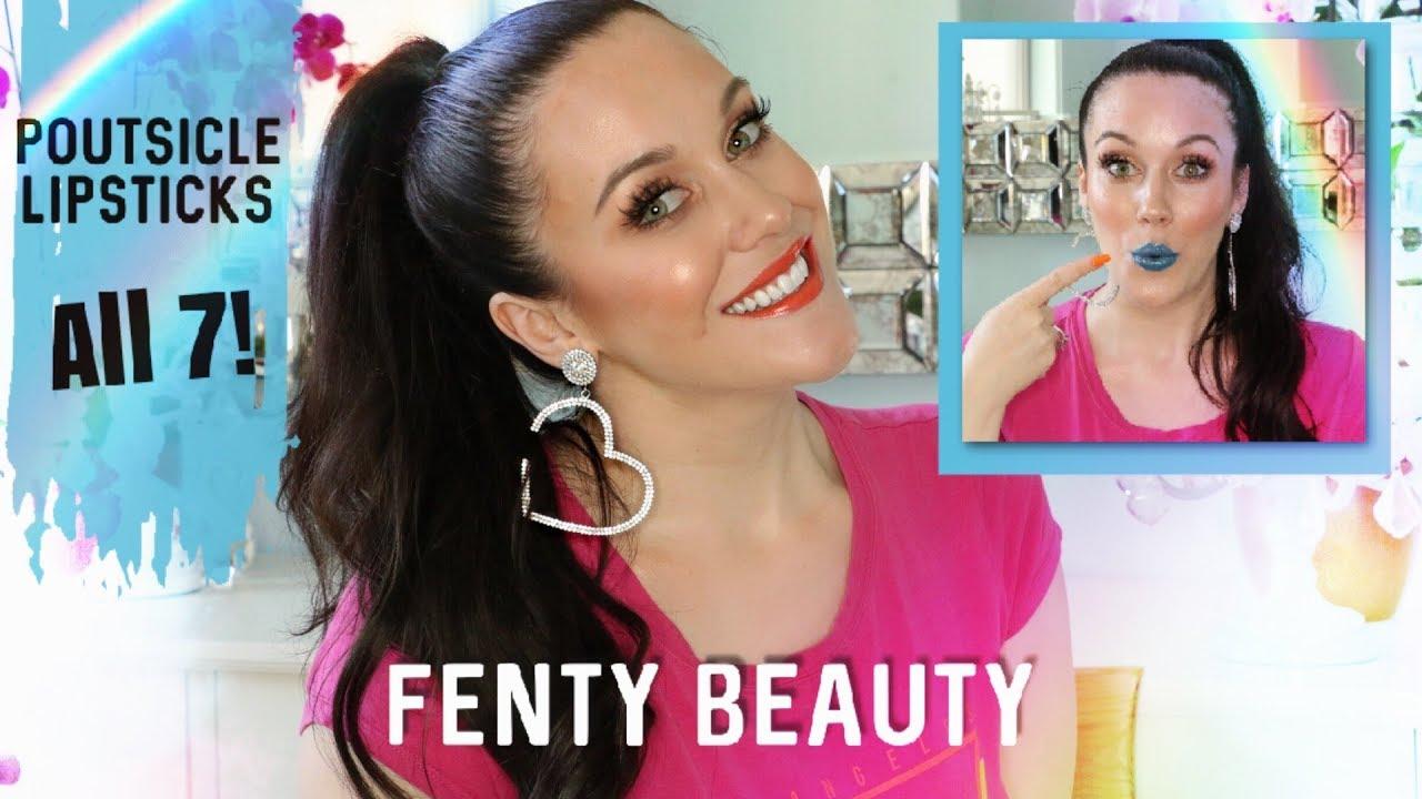 Poutsicle Juicy Satin Lipstick by Fenty Beauty #20