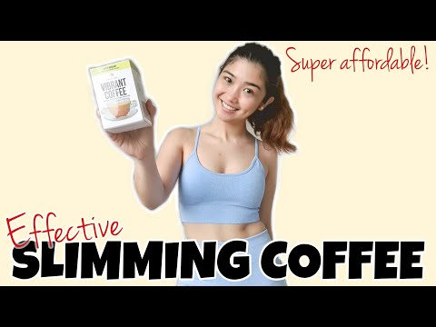 Slimming Coffee Review: VIBRANT COFFEE | Effective & affordable weight loss