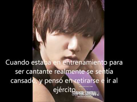 Super Junior Yesung (videografia).wmv Videos De Viajes