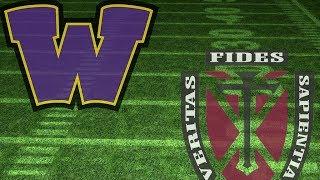 2019 C ML Varsity Football Waukee  Dowling Catholic
