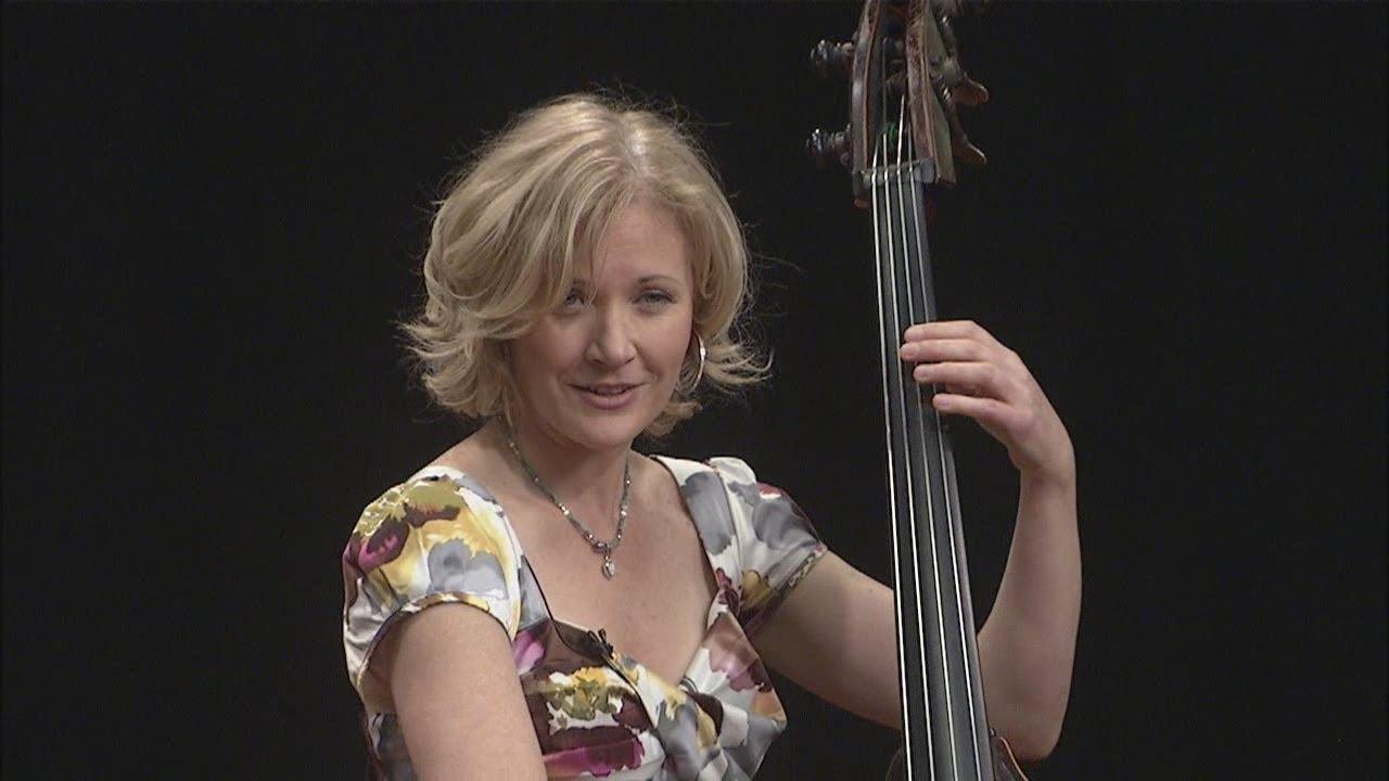 Vocalist And Musician Nicki Parrott