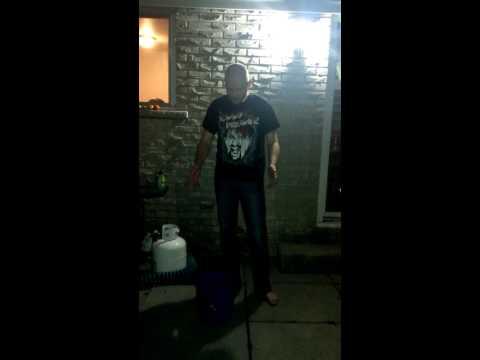 Justin Cousineau ALS Ice Bucket Challenge