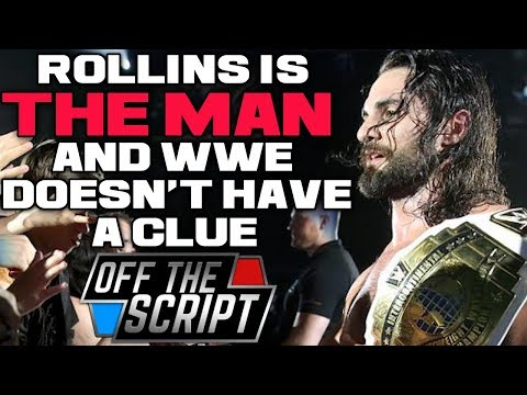 IS ROLLINS THE MAN!? Brock Lesnar & Seth Rollins PLANNED FOR SUMMERSLAM?   Off The Script 222 Part 1