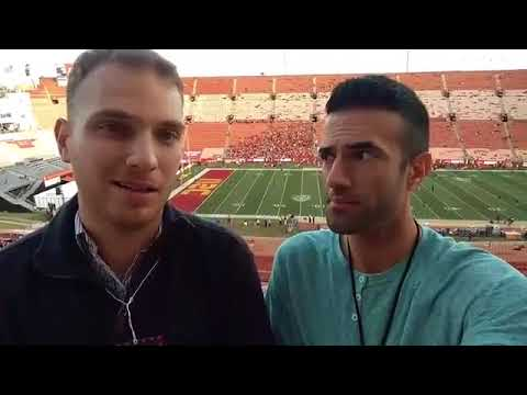 Live pregame preview for USC vs. UCLA at the L.A. Memorial Coliseum