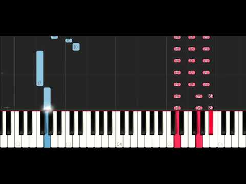 Macklemore ft Eric Nally - Ain't Gonna Die Tonight (SLOW EASY PIANO TUTORIAL INSTRUMENTAL)