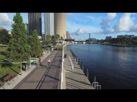 Florida Travel: Take a Stroll on the Tampa Riverwalk