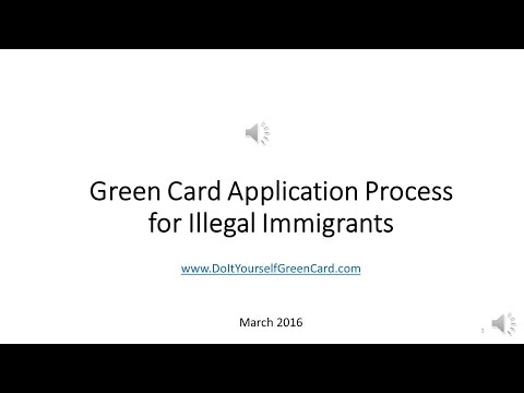 Green Card Through Marriage May Be a Green Card Path for Illegal Immigrants