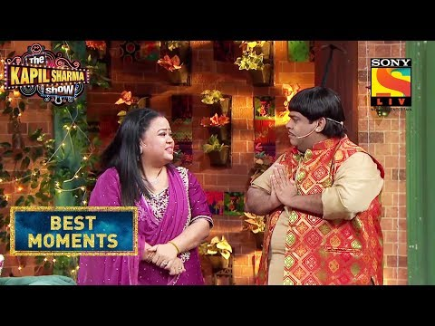 The Truth About Titli And Bachcha's Marriage | The Kapil Sharma Show Season 2 | Best Moments