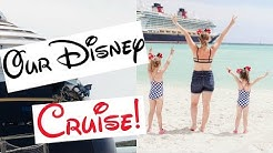 Disney Cruise Line - There's Something for Everyone! Our 7 Night Cruise on the Disney Fantasy 2018