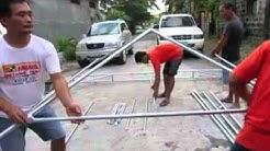 Procreate Fabricated Tent Assembly.avi