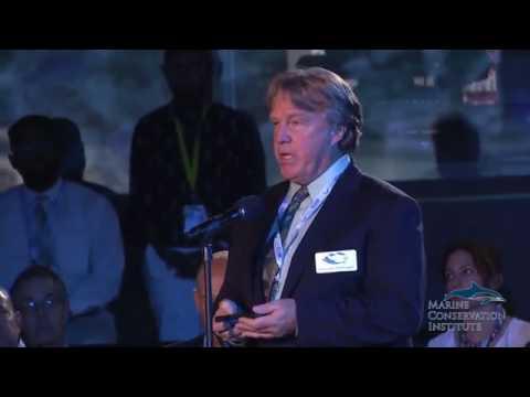 Our Oceans 2016 - Lance Morgan announces Global Ocean Refuge System