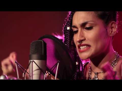 Wachi Cypher de Ganges Baby: Kali Sandoval, Sofia Viola, Valessa, Delia Iglesias - Dabow