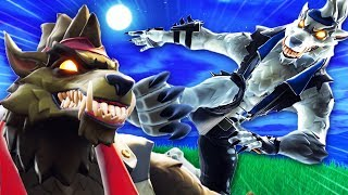 WHITE WOLF: CREATION | A Fortnite Film (Clash of the Werewolves)