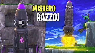 DECOLLO RAZZO, SQUARCIO DIMENSIONALE NEL CIELO! - Fortnite - Epic Clip Battle Royale #54