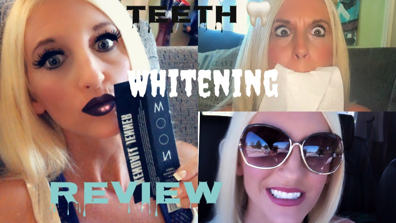 Moon Whitening Pen By Kendall Jenner Review Youtube