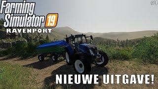 'NIEUWE UITGAVE!' Farming Simulator 19 Ravenport #3