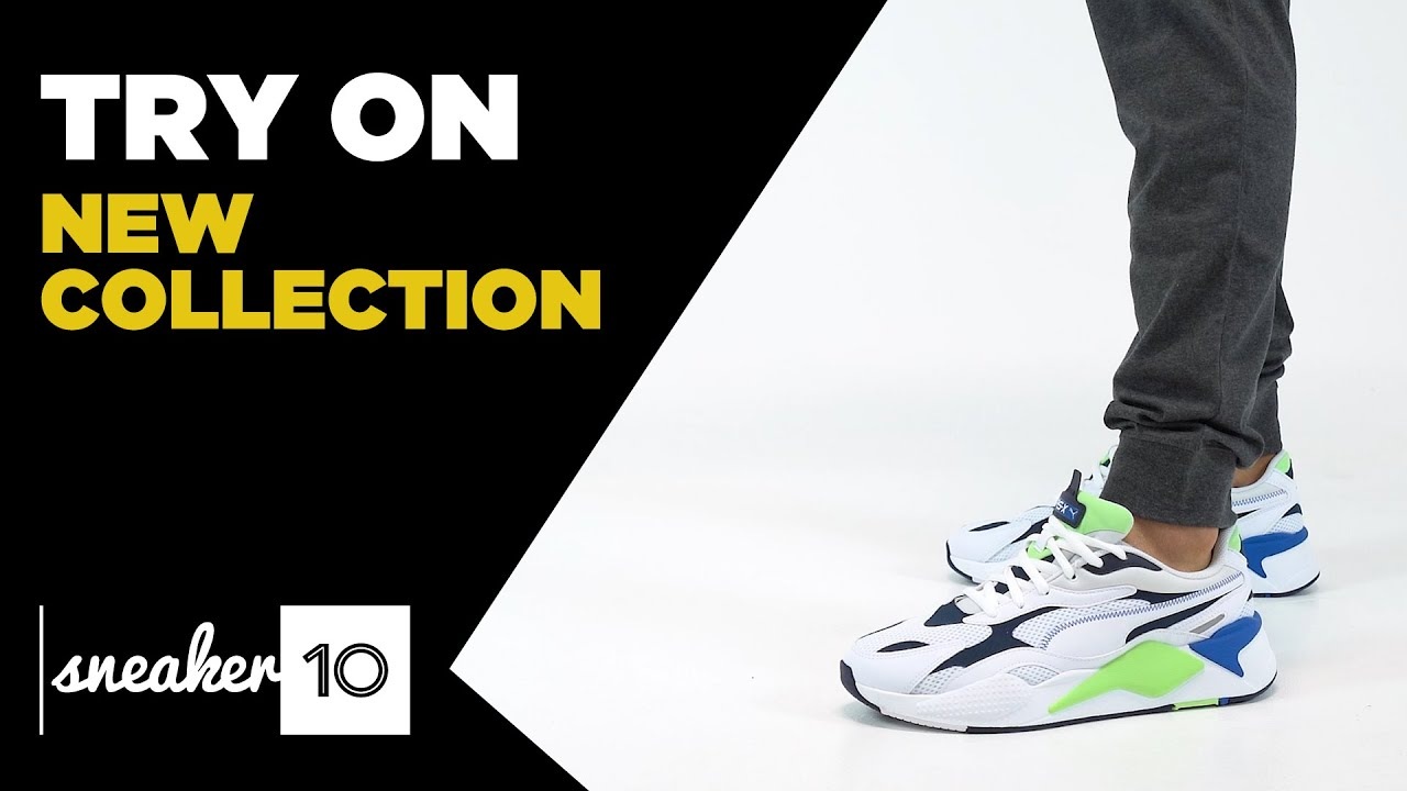 Puma Rs-X³ Millenium Footwear | Sneaker10