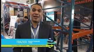 Logistic Summit & Expo - Testimonial expositor FRAZIER – Guillermo Ramírez