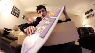 ReVive Skateboards Unboxing!