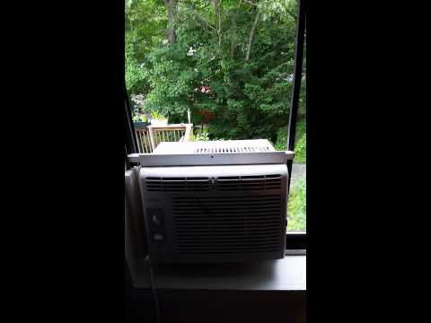 Install An Air Conditioner On A Sliding Window