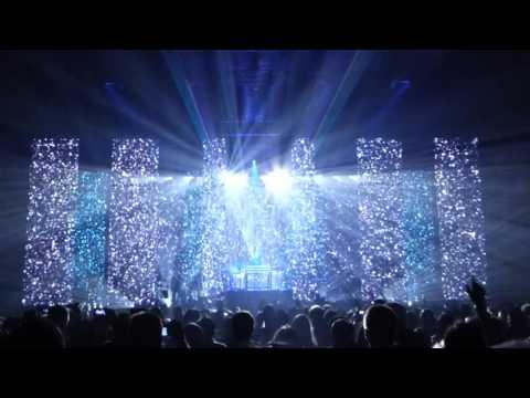 Jean Michel Jarre & Armin van Buuren - Stardust - Live in Birmingham - 08/10/2016