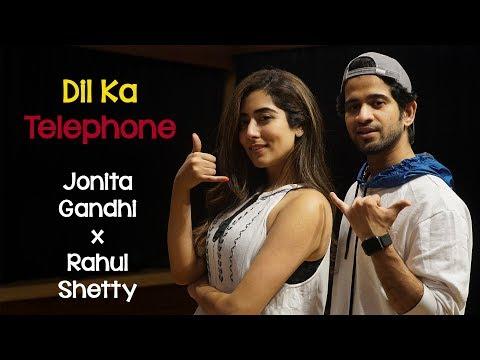Dil Ka Telephone Dance Cover Jonita Gandhi & @rahul Shetty