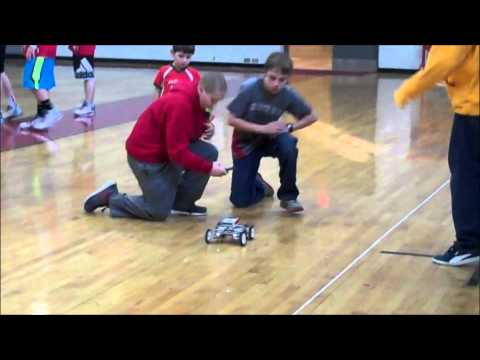 LaBrae Middle School RoboVikes After School Lego Robotics Club