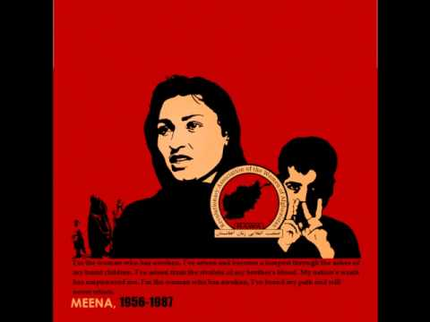 Meena Keshwar Kamal In Memory of MEENA 19561987 YouTube