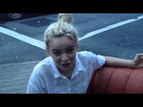 Morgan Saylor  JAMIE MARKS IS DEAD  Internationales Filmfest Potsdam