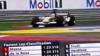 2006 バトン初優勝/ワークス ホンダ3勝目/F1/ハンガリー/フジTV中継/ cf.君が代https://www.youtube.com/watch?v=TJuQZKBPeSY&t=200s