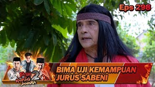 Goks!! Bima Jajal Kemampuan Jurus Sabeni - Fatih Di Kampung Jawara Eps 298