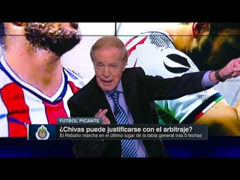 Liga MX: Arturo Brizio defiende a Chivas; del Amrica vs Cruz Azul ...