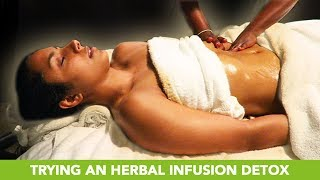I Tried An Herbal Infusion Body Detox