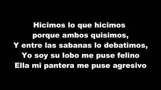 Omar Montes - Pantera (Letra) feat. Daviles de Novelda, DaniMFlow y Salcedo Leyry