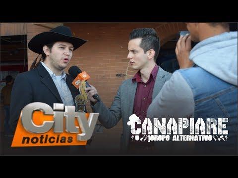 Entrevista: ¨CityNoticias Arriba BogotᨠCitytv (Bogotá D.C.)