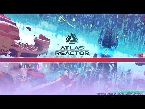 видео: atlas reactor - пошаговенько, но динамично :3
