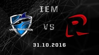 31102016 veg vs rpg iem gyeonggi qualifiers - van 2