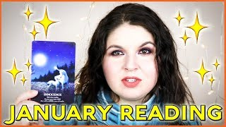 �TWIN FLAMES!� - EXPECT MAGICAL BLESSINGS AND MIRACLES | January 2018 Reading