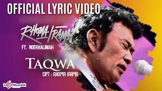 Rhoma Irama - Taqwa (Official Lyric Video)