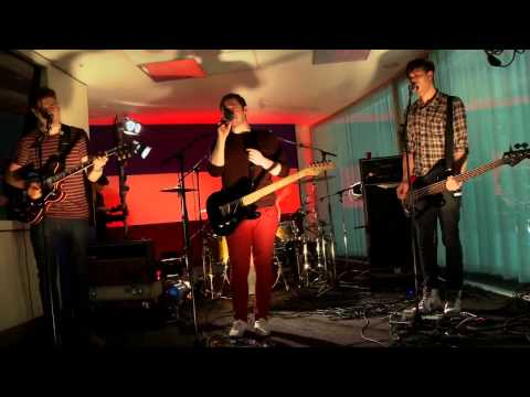 Everything Everything live session - How We Wrote ... Schoolin'