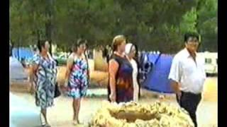 Ángel  López Miñano (Abarán) Camping La Puerta de Moratalla Ruta Turística Senderismo