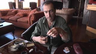 Fly Tying Patterns - Atractor de Foam (chernobyl ant)  - Fly Cast América