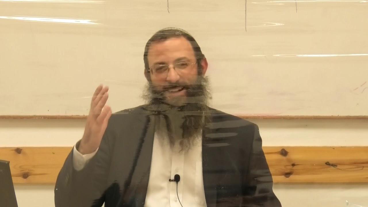 הלכות שבת סימן שיח סעיף א הרב אריאל אלקובי שליט''א