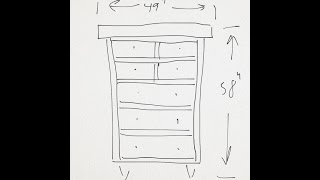 "537 Madison's Dresser Pt 1 ""design Talk"""