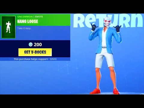 Fortnite Season 3 Returning Skins..! (Fortnite Summer)