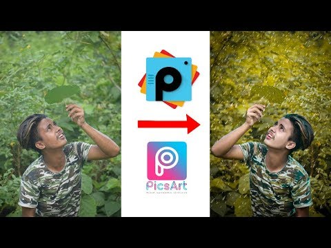 PicsArt Lightroom Photo Edit Tutorial For Mobile UpDate 2019 thumbnail