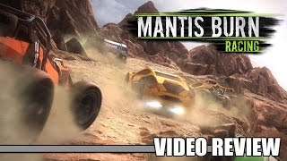 Review: Mantis Burn Racing (PlayStation 4, Xbox One & Steam) – Defunct Games