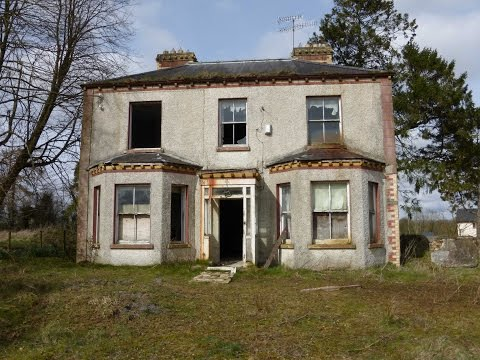 Urban Exploration: Abandoned Period Country House
