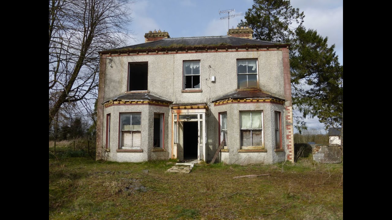 Urban exploration abandoned period country house youtube for Country house com